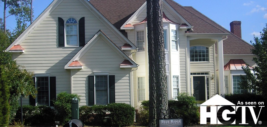 Blue Ridge Exteriors Richmond Va Siding Windows Gutters